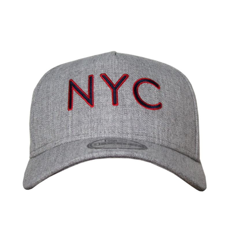 BONÉ NEW ERA BASIC NYC GREY