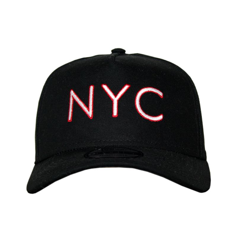 BONÉ NEW ERA BASIC NYC BLACK/PINK