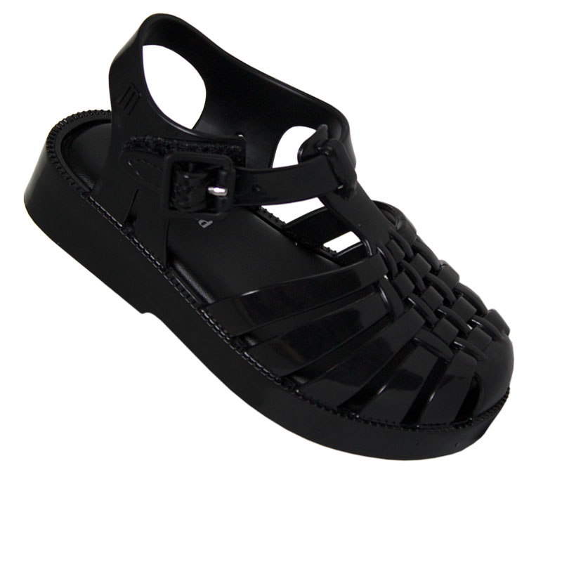 MINI MELISSA POSSESSION PRETO