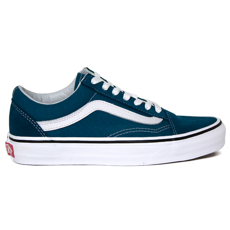 TENIS VANS OLD SKOOL CORSAIR BLUE/TRUE WHITE