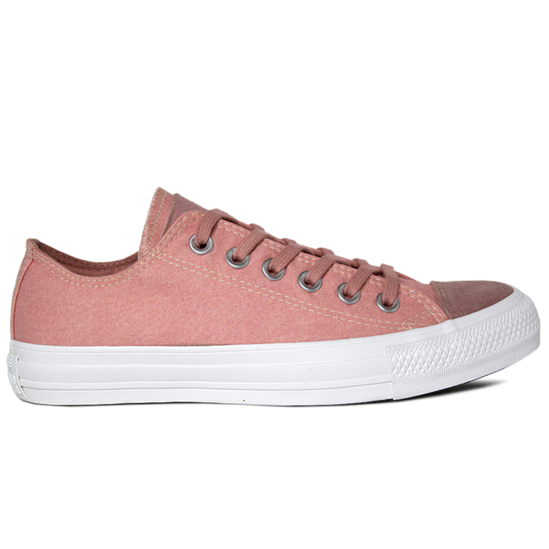 ALL STAR SEASONAL ECO SUEDE ROSA FERRUGEM