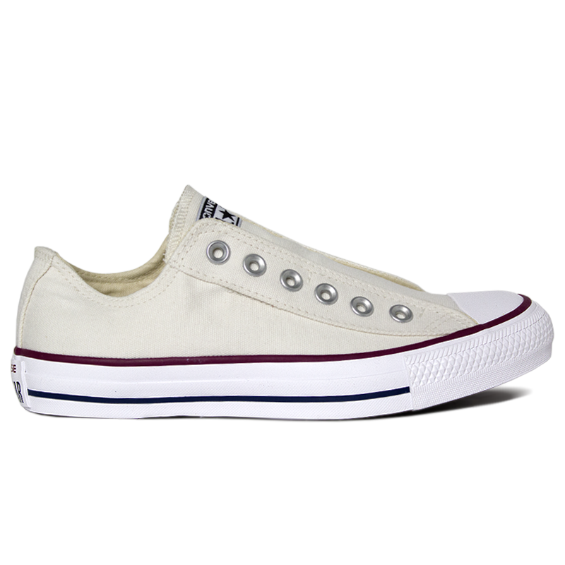 ALL STAR CT AS SLIP BEGE/BRANCO