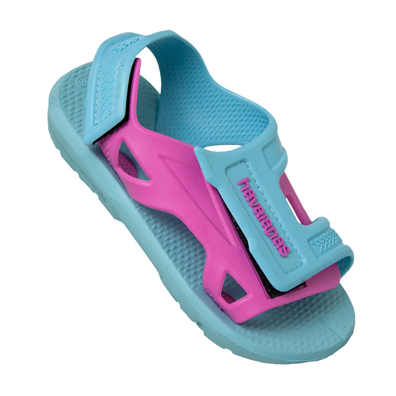 HAVAIANAS KIDS MOVE ICE BLUE
