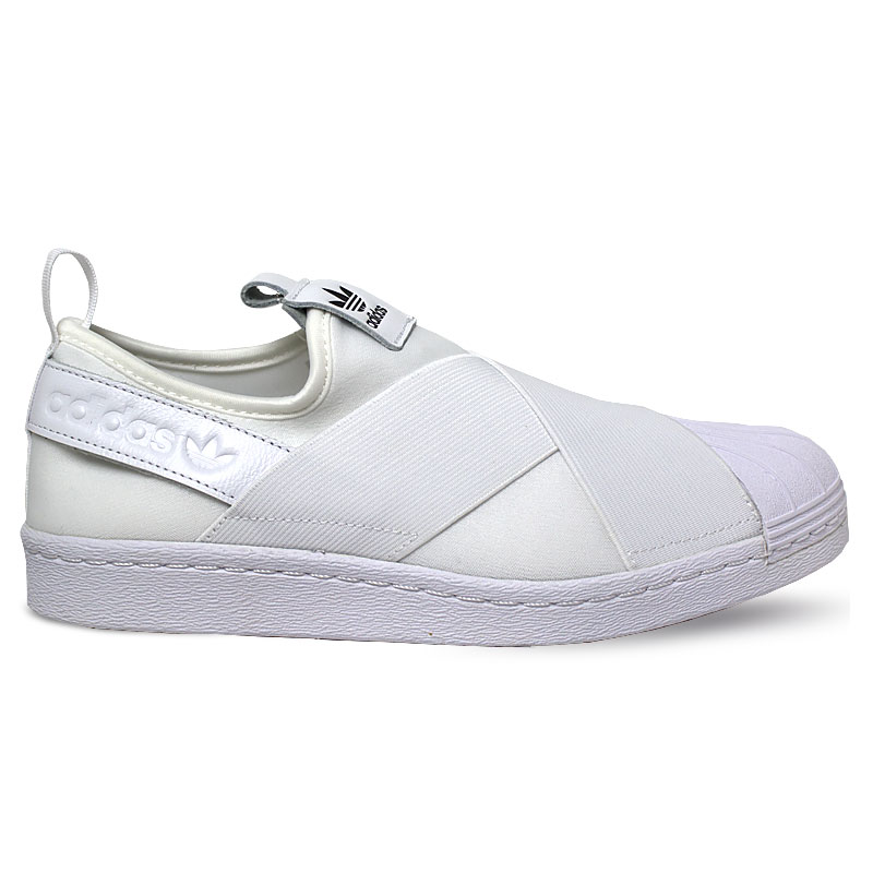 TENIS ADIDAS SUPERSTAR SLIP ON WHITE