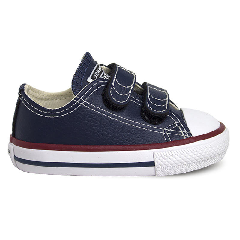ALL STAR INFANTIL CORE V2 OX MARINHO