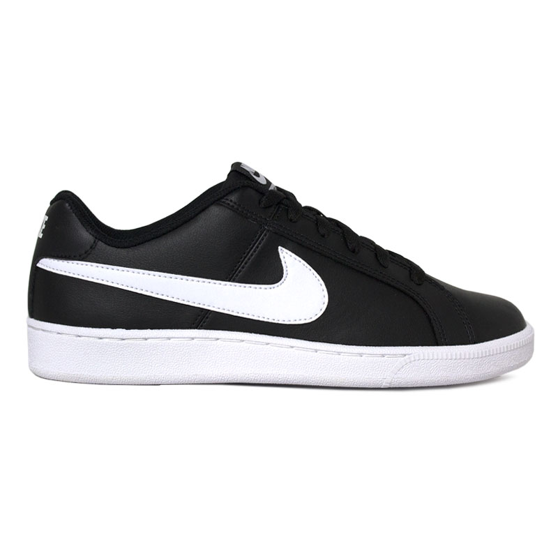 NIKE COURT ROYALE BLACK/WHITE