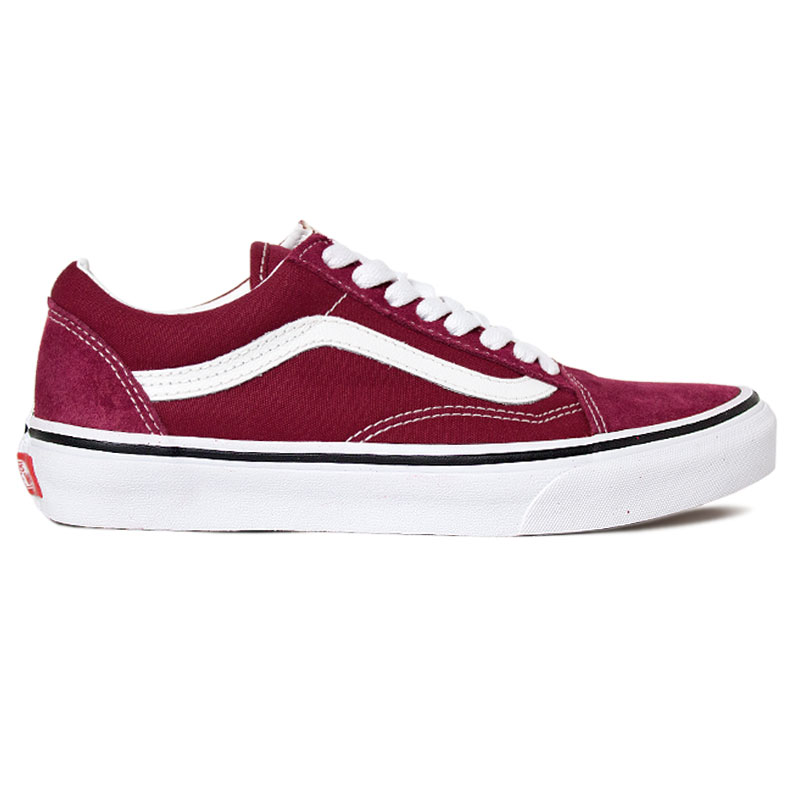 TENIS VANS OLD SKOOL RUMBA RED