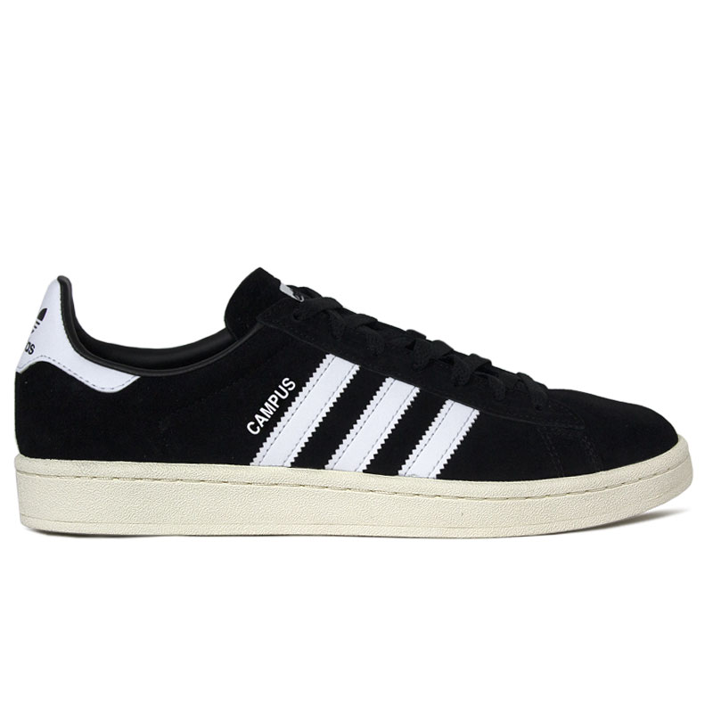 TENIS ADIDAS CAMPUS BLACK/WHITE