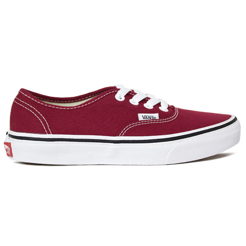 TENIS VANS AUTHENTIC RUMBA RED