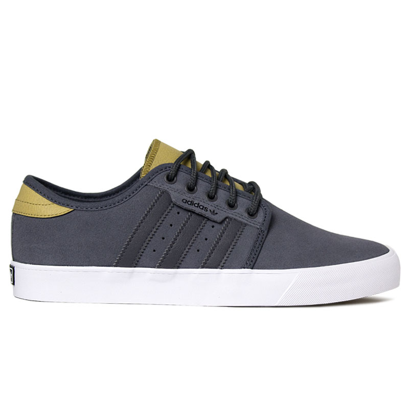 TENIS ADIDAS SEELEY GREY FIVE/RAW SAND