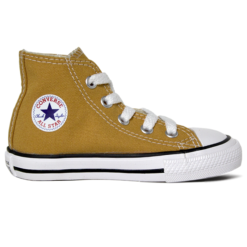 ALL STAR BABY SEASONAL HI MOSTARDA