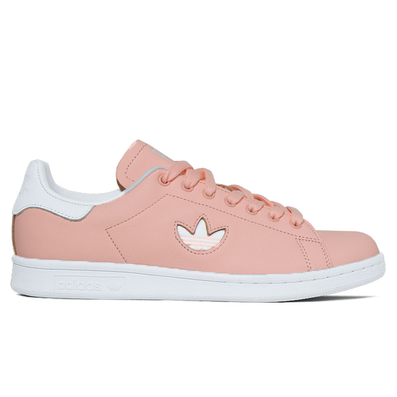 ADIDAS TENIS STAN SMITH CLEAR ORANGE