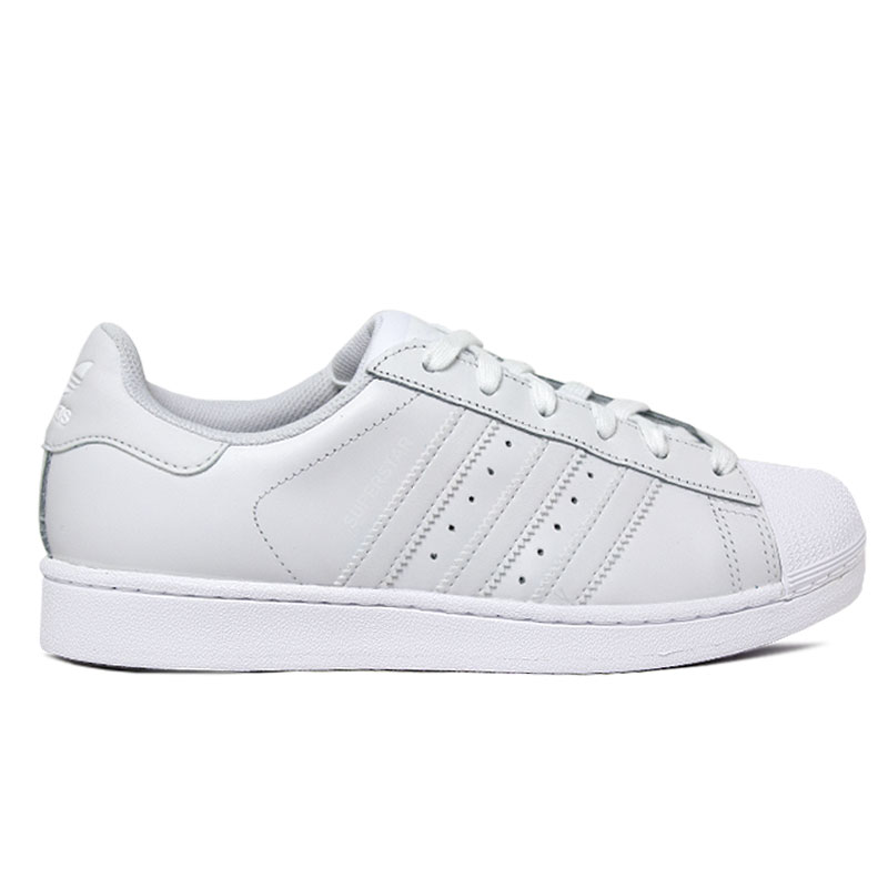 TENIS ADIDAS SUPERSTAR WHITE/WHITE