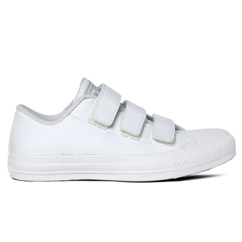 ALL STAR CHUCK TAYLOR OX 3 VEL BRANCO