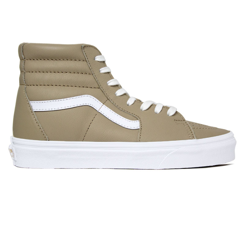 TENIS VANS SK8 HI LEATHER HUMUS LEATHER