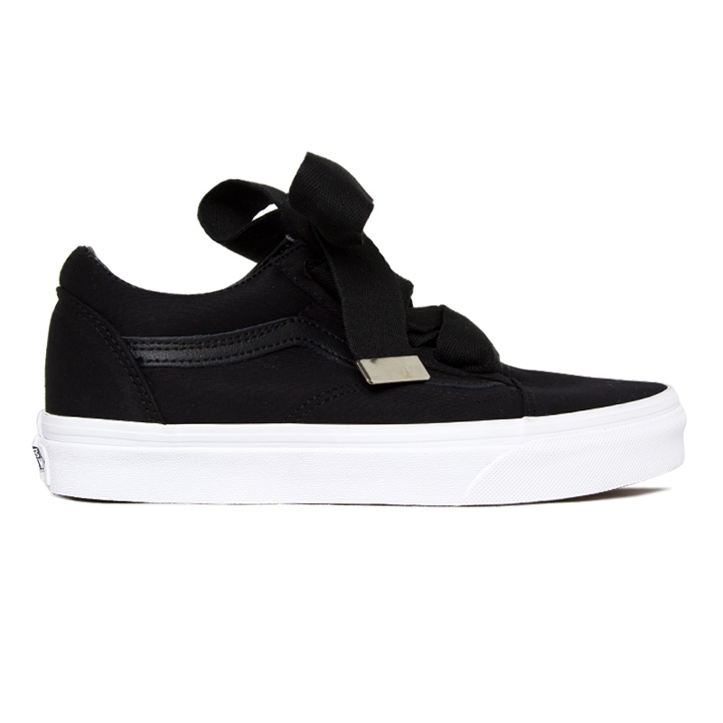 TÊNIS VANS OLD SKOOL NOSTALGIA  BLACK  ALT LACE