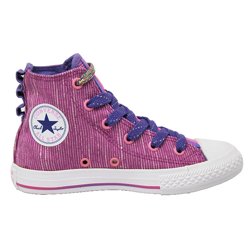 ALL STAR INFANTIL LOOPHOLES HI ROSA