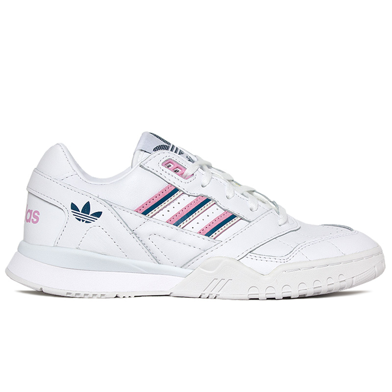TENIS ADIDAS AR TRAINER W WHIITE-PINK-GREEN