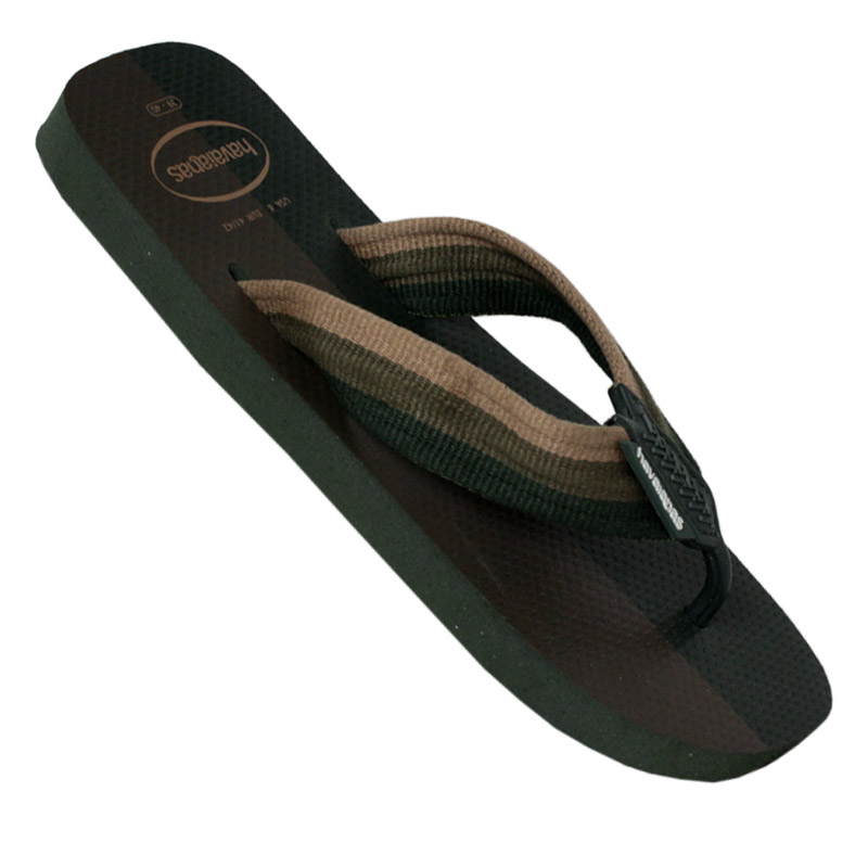 HAVAIANAS URBAN COLOR BLOCK VERDE OLIVE