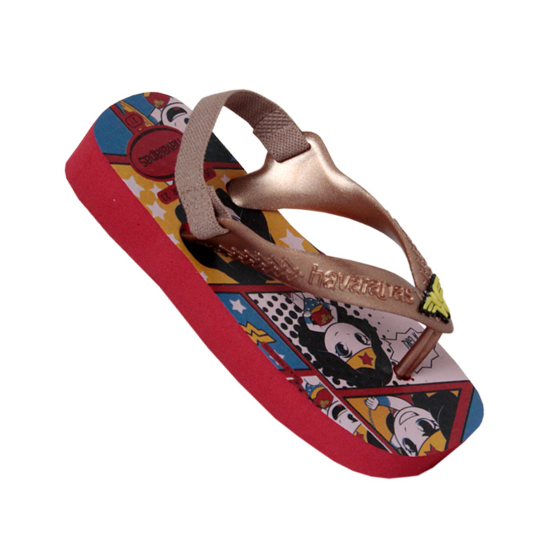 HAVAIANAS NEW BABY HEROIS RUBI/ROSE(WONDER WOMAN)