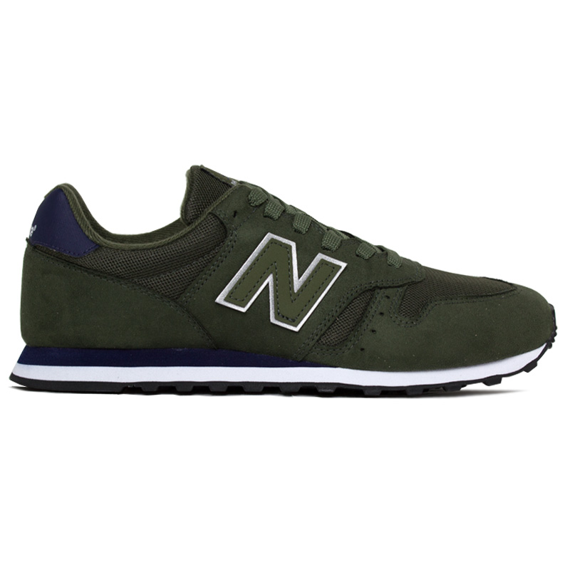 NEW BALANCE  MASCULINO DARK GREEN/NAVY