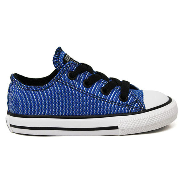 ALL STAR BABY CHUCK TAYLOR OX AZUL/PRETO/BRANCO