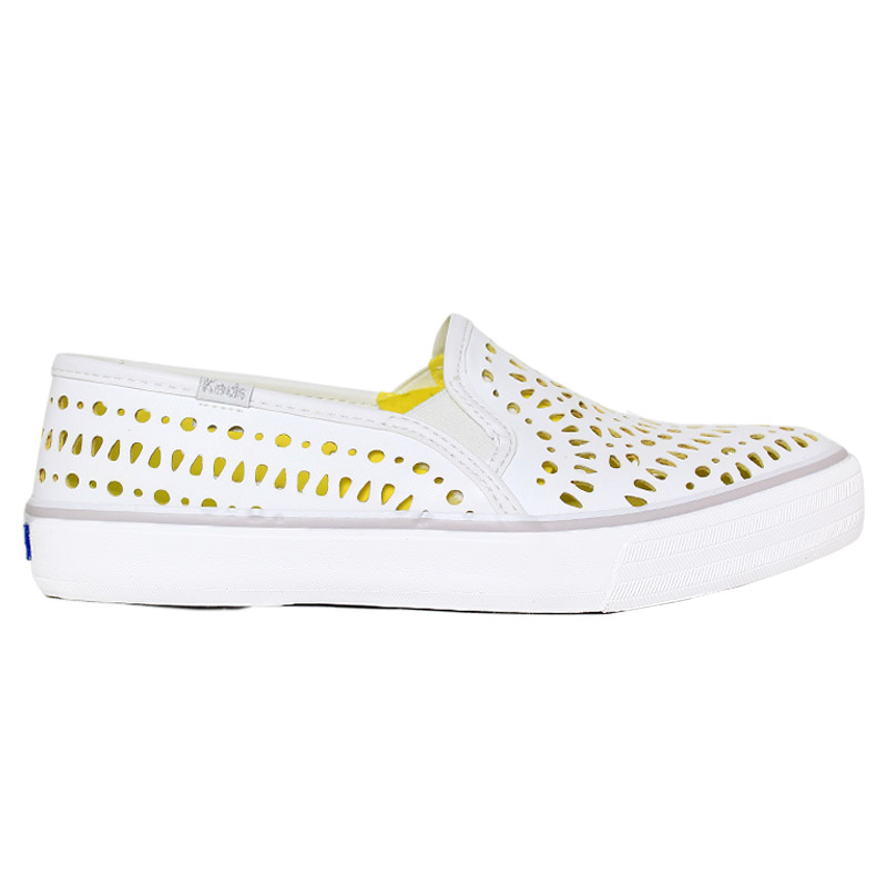 *KEDS DOUBLE DECKER FRESH BRANCO