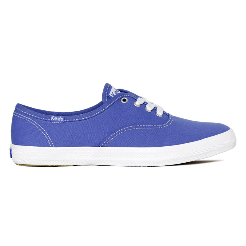 *KEDS CHAMPION WOMAN CANVAS AZUL