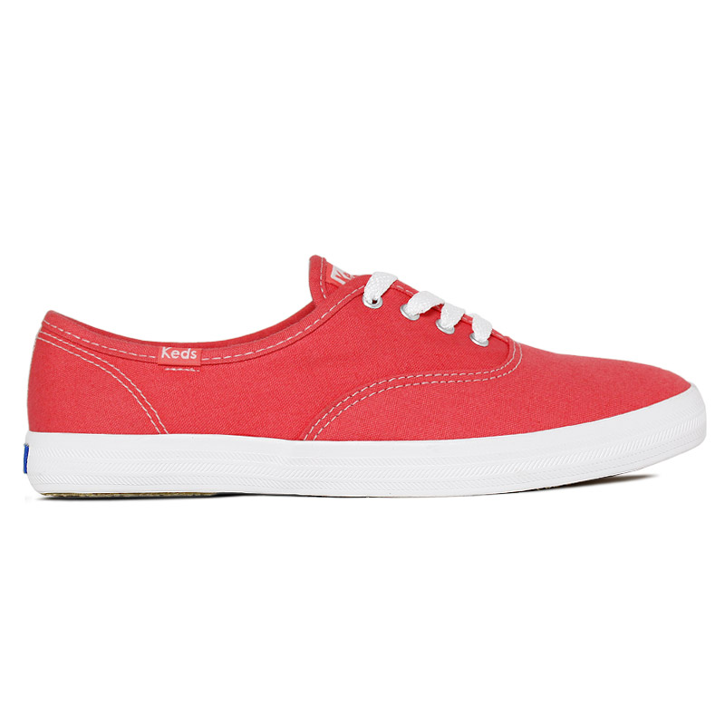 KEDS CHAMPION WOMAN CANVAS CORAL