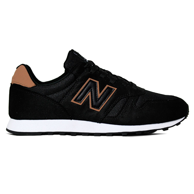 NEW BALANCE 373 BLACK/BROWN