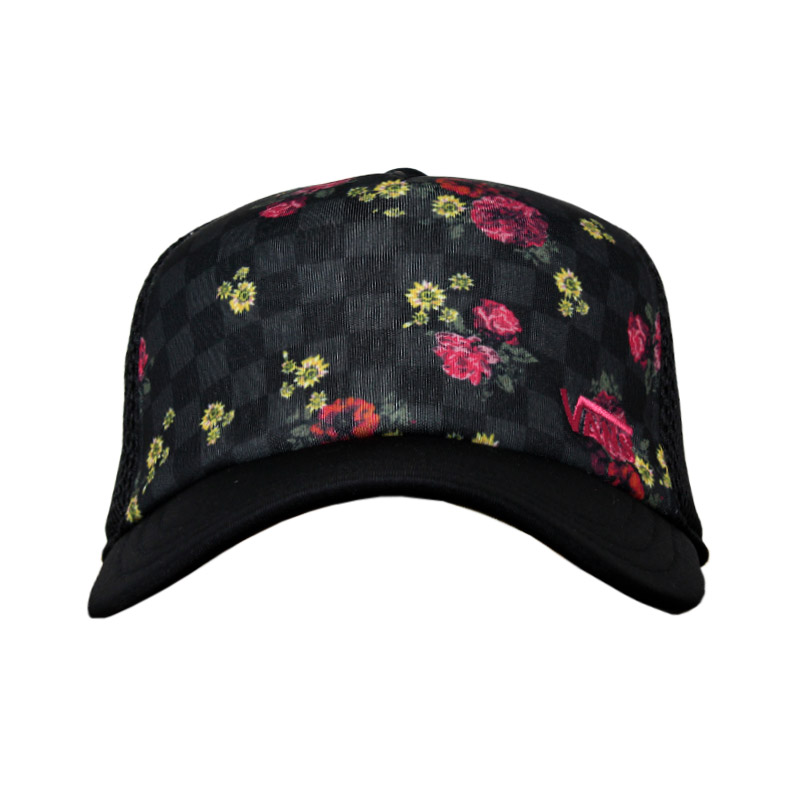 BONÉ SPORTY SPUNK HAT BOTANICAL CHECK