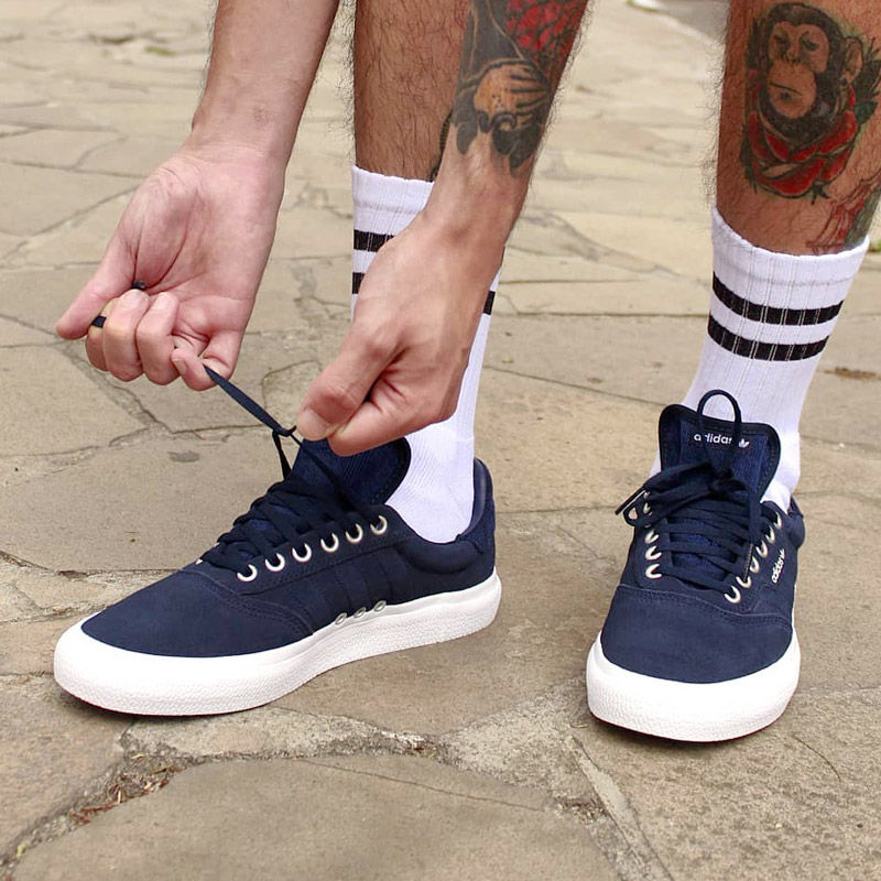 TENIS ADIDAS 3MC NAVY