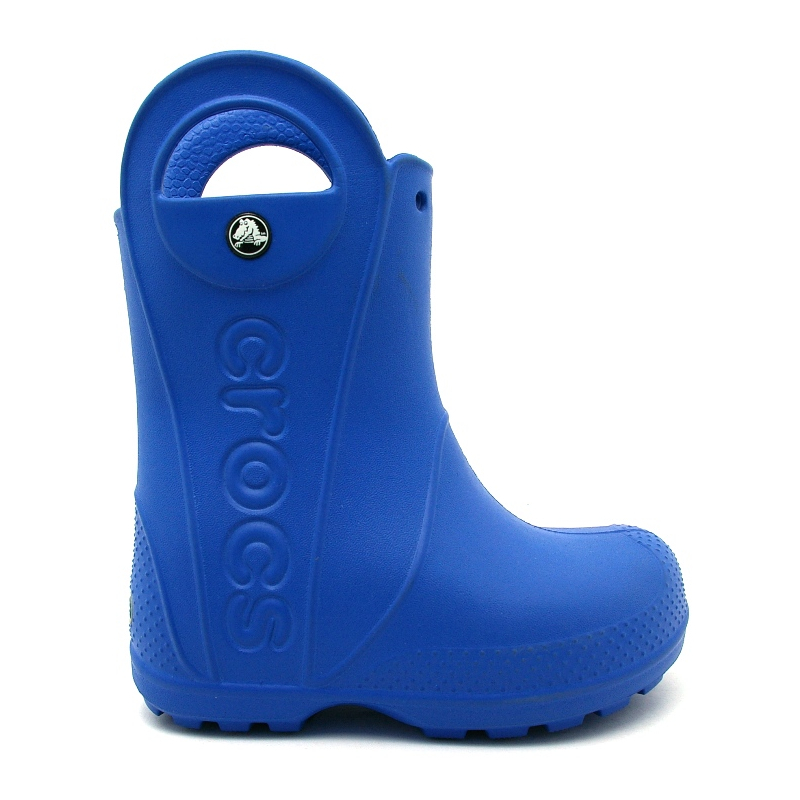 12803 CROCS RAIN BOOT KIDS SEA BLUE
