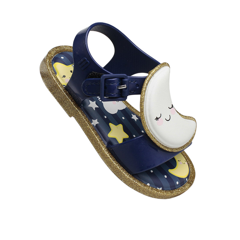 MINI MELISSA MAR SANDAL SWEET DREAMS MARINHO