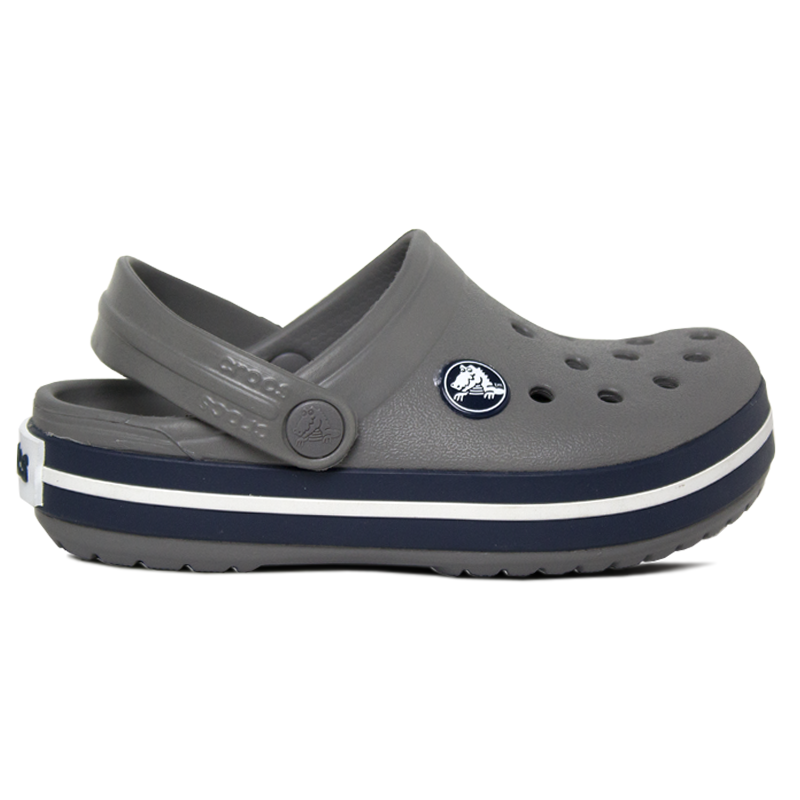 CROCBAND KIDS SMOKE/NAVY