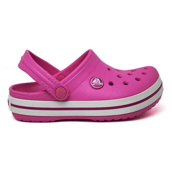 CROCS CROCBAND KIDS PARTY PINK