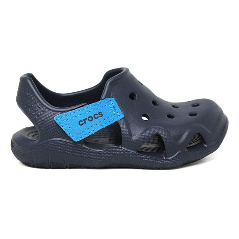 CROCS SWIFTWATER WAVE KIDS NAVY