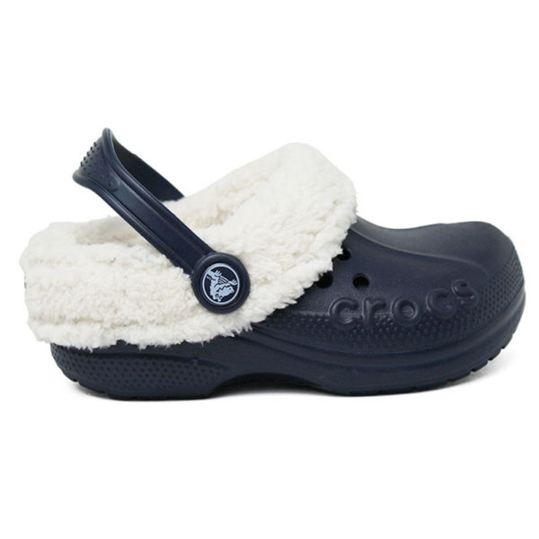 CROCS BRITZEN KIDS NAVY/OATMEAL