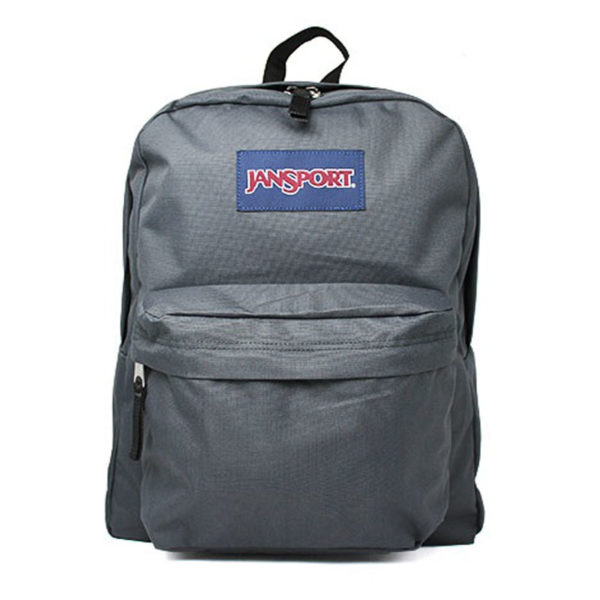 MOCHILA JANSPORT SUPERBREAK FORGE GRAY
