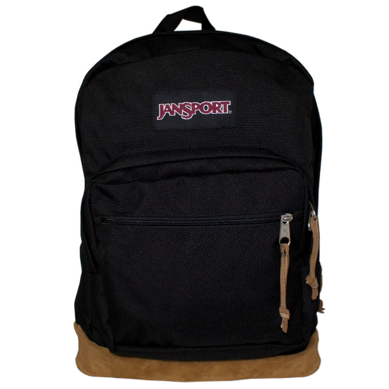 MOCHILA JANSPORT RIGHT PACK BLACK
