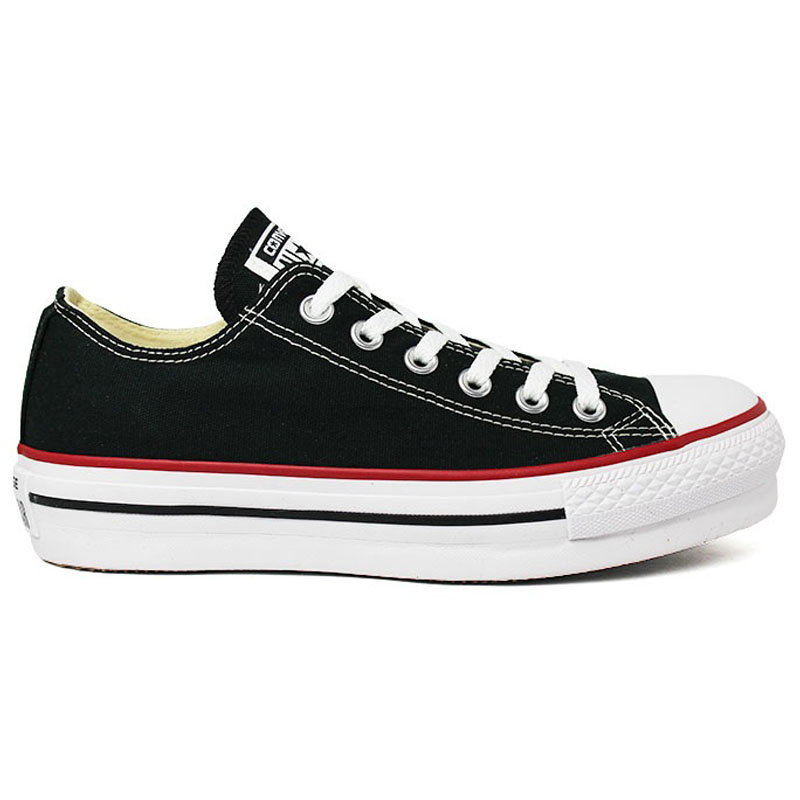 ALL STAR PLATFORM OX PRETO