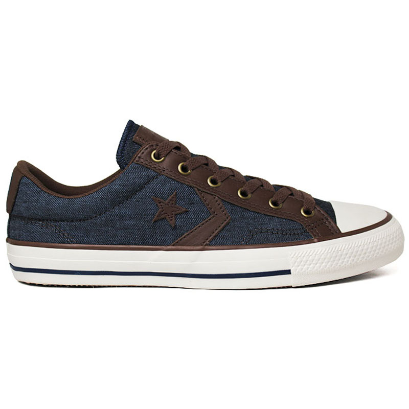 ALL STAR PLAYER DENIM MARINHO/CASTANHA