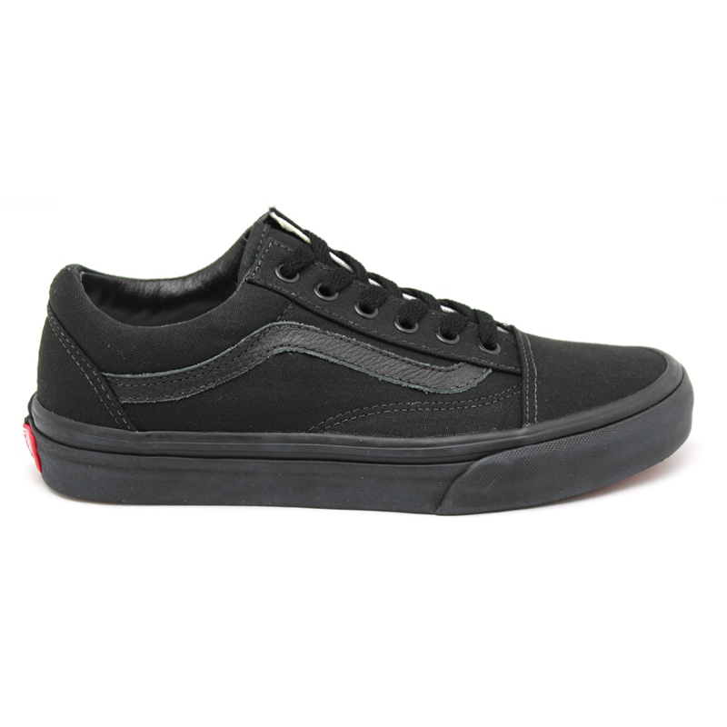 TÊNIS VANS OLD SKOOL MONOCHROME BLACK/BLACK