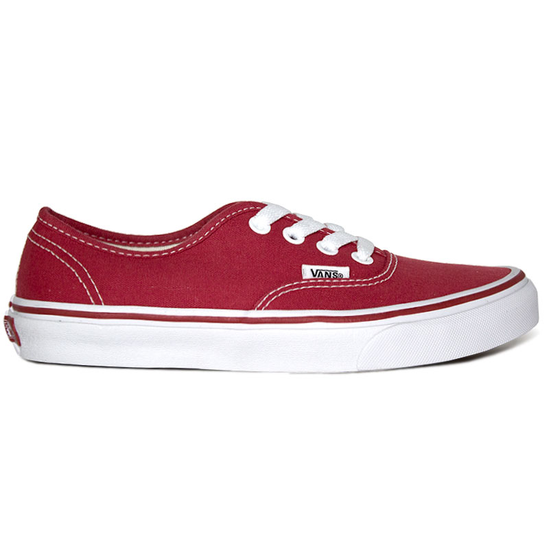 TÊNIS VANS AUTHENTIC RED