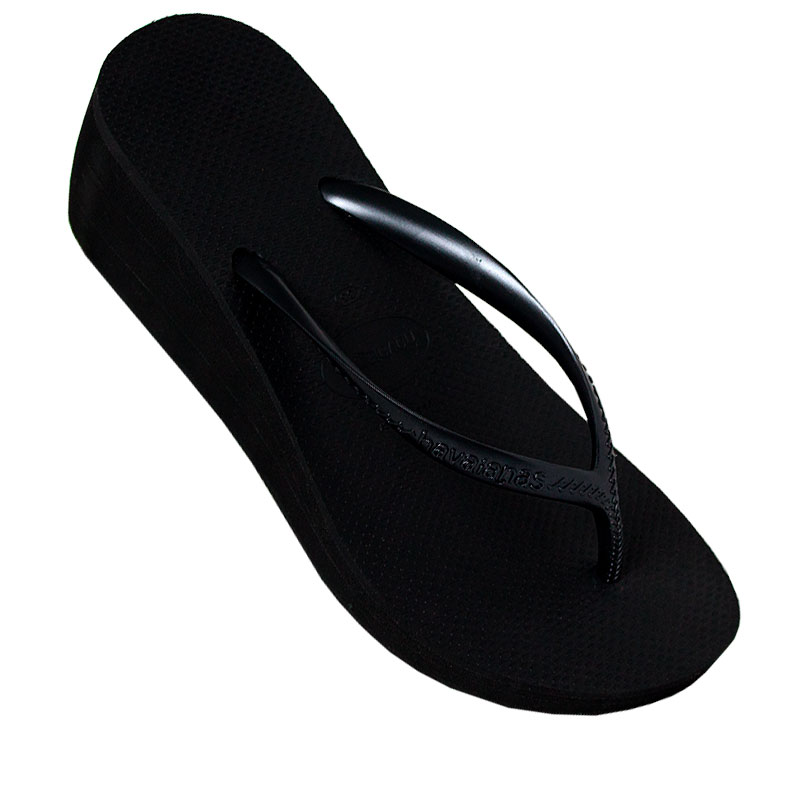 HAVAIANAS HIGH FASHION PRETO