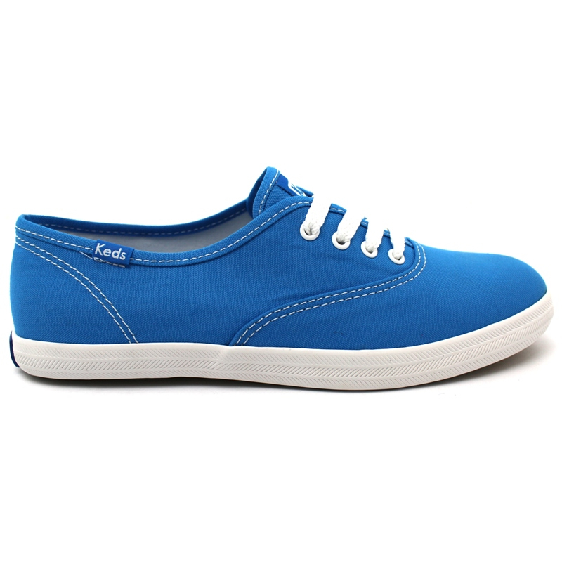KEDS WOMAN CANVAS COBALTO/BRANCO