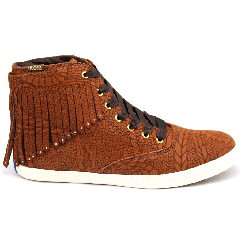 KEDS CHAMPION HI SURREY TAN