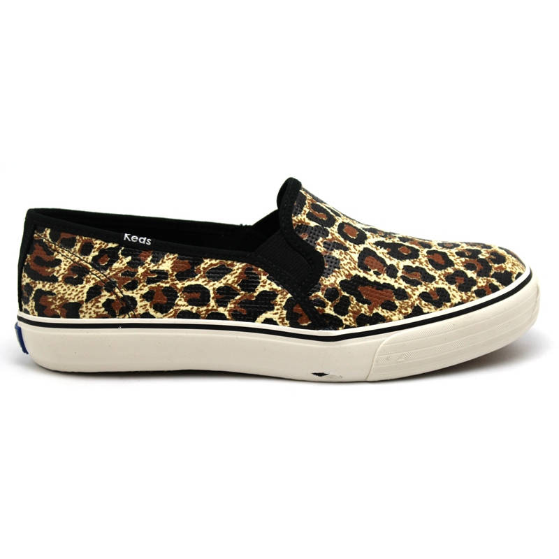 KEDS DOUBLE DECKER LEOPARD