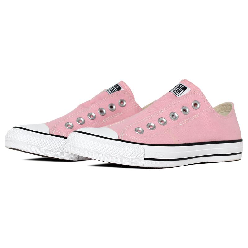All star slip on ilhoses rosa salmao 1