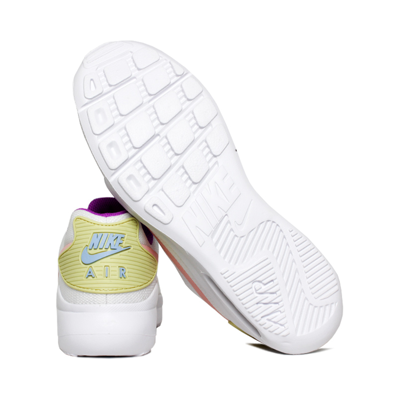 Nike air max raito branco coral 2